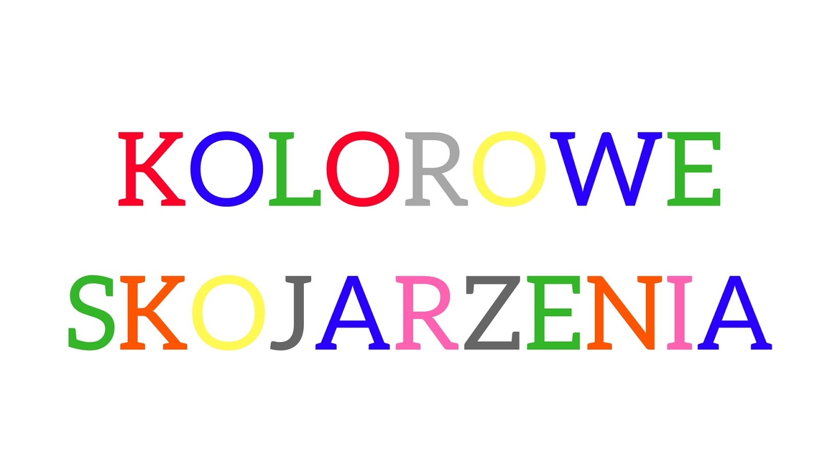 Wspaniały Blog o Francji, Francuzach i języku francuskim: Kolorowe UO82