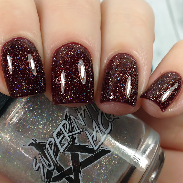 Supernatural Lacquer-Spectral