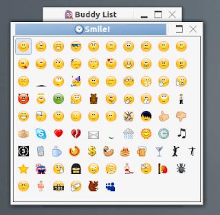 Skype smajlići za Pidgin Ubuntu Linux trikovi