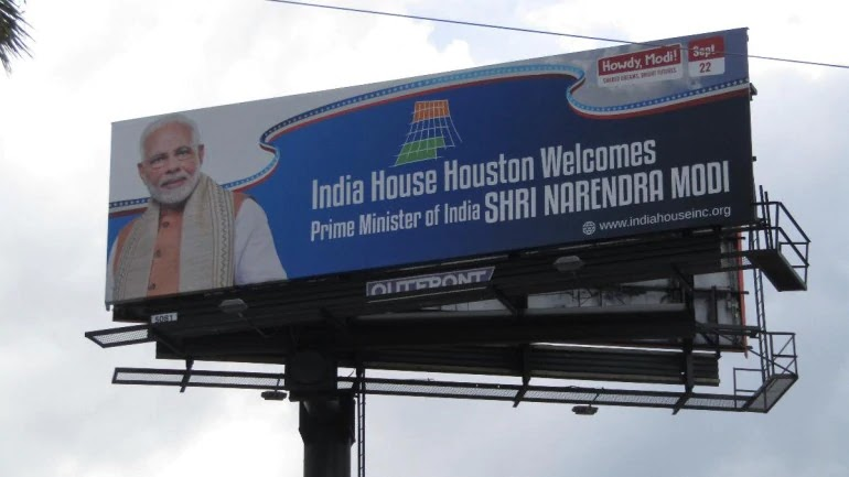 Modi's plan for anti-Modi protest, Modi! Event in Houston