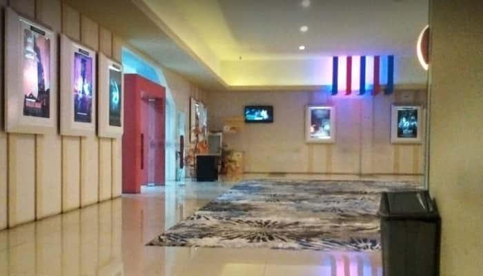 Bioskop di Suncity Mall Madiun