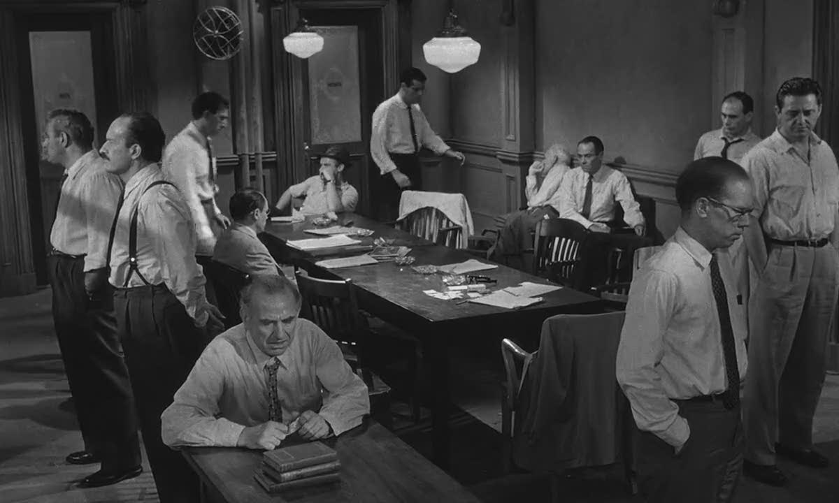 Wallpapers 12 Angry Men