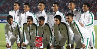 Daftar 23 Pemain Timnas U-16 untuk Piala Asia U-16 2018 di Malaysia