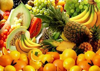 Makanan sehat untuk Ibu hamil - Buah-buahan