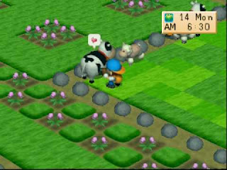 Downlaod Harvest Moon Back To Nature PS1 Full Version ISo For PC