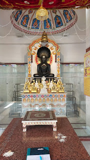 रिवर पार्क जैन मन्दिर समिति बागपत ने मनाया क्षमावाणी पर्व | #NayaSaberaNetwork