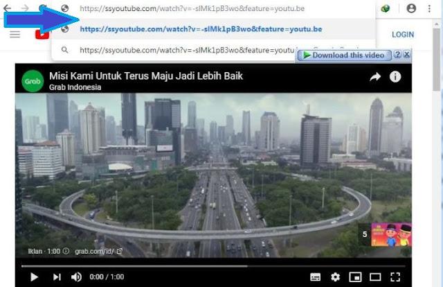 Ubah Link Video