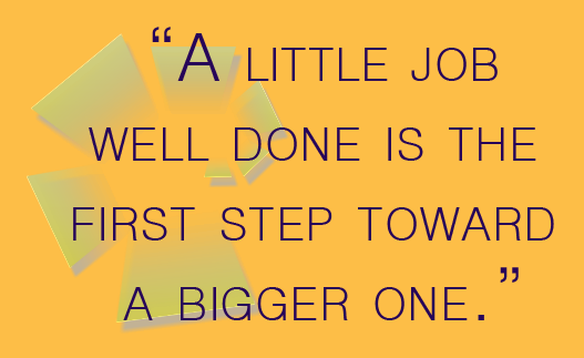 Good Work Done Quotes: Inspirational Quotes For A Job Well Done. QuotesGram