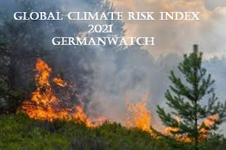 16th Global Climate Risk Index 2021