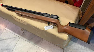 Jual senapan angin Benjamin Marauder PCP ori impor buatan America