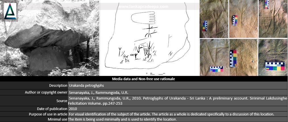Urakanda Petroglyphs