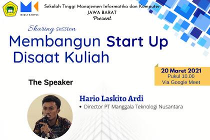 Membangun Startup disaat Kuliah