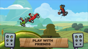Hill Climb Racing 2 MOD APK Terbaru v1.30.7 Cheat ( Unlimite Coin and No Ads)