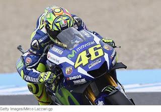 Tampil Buruk di Sesi Latihan, Rossi Sebut Sirkuit MotoGP Mugello Sangat Menakutkan