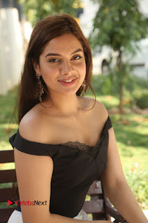 Telugu Actress Tanya Hope Stills at Appatlo Okadundevadu Audio Launch  0209.JPG
