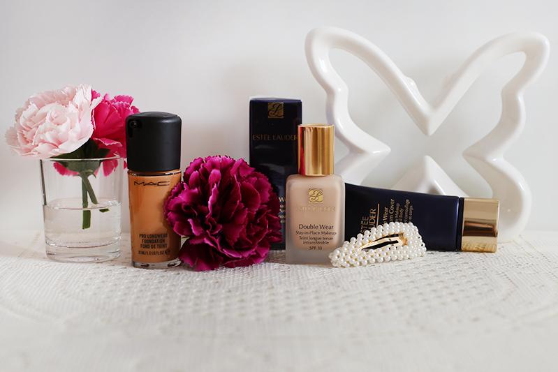 Beauty expert - podkłady Estee Lauder // Douglas