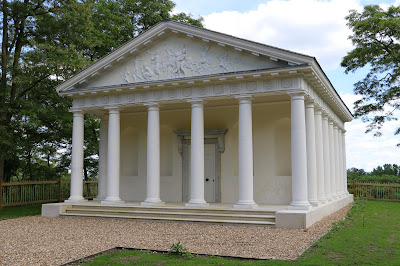 The Temple of Bacchus, Painshill