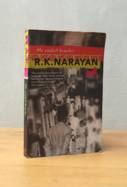 THE ENGLISH TEACHER, R.K. Narayan