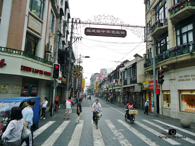 Fujian Middle Road - Shanghai