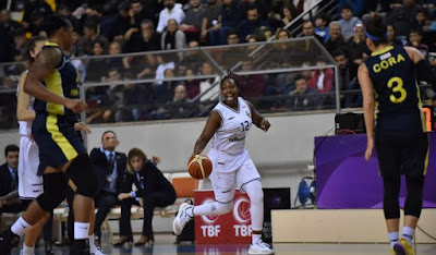 Chelsea Gray Çukurova Basketbol - Fenerbahçe