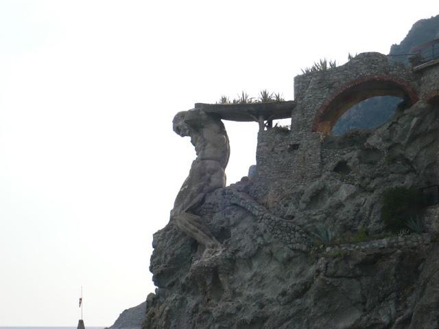 Il Gigante a Monterosso