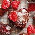 Valentines Raspberry Heart Brownies