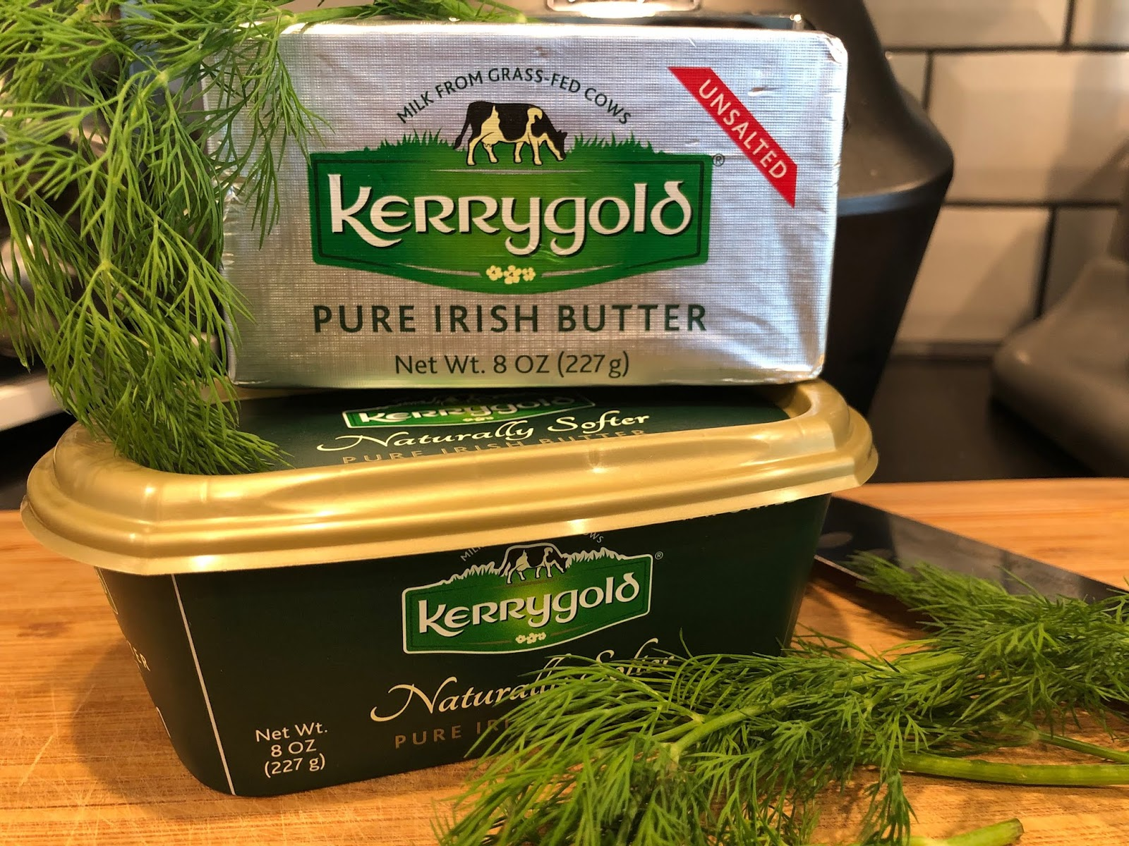 what is unsalted butter used for