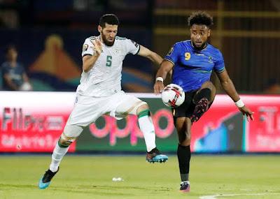 بث مباشر مباراة الجزائر وبوتسوانا الان