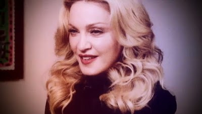New German TV interview with Madonna for RTL by David