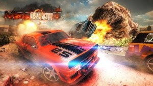 MadOut Open City MOD APK Android Download 6
