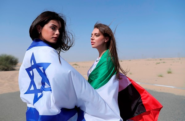 Israel Buka Kedutaan Besar di Dubai UEA