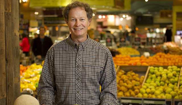"""John Mackey is an American businessman and writer. He is the CEO of Whole Foods Market, which co-founded in 1980. In 2003, he was named """"Ernst and Young Entrepreneur of the Year""""."""