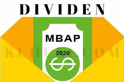 Jadwal Dividen MBAP 2020