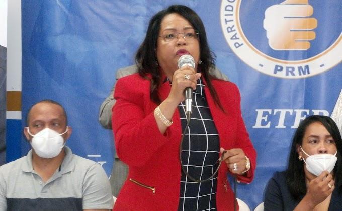Diputada electa del PRM advierte Abinader no tendrá excusas para resolver  teniendo el control del congreso