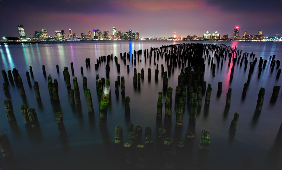 27. New York, Pier 88 by Pavel Pchelintsev