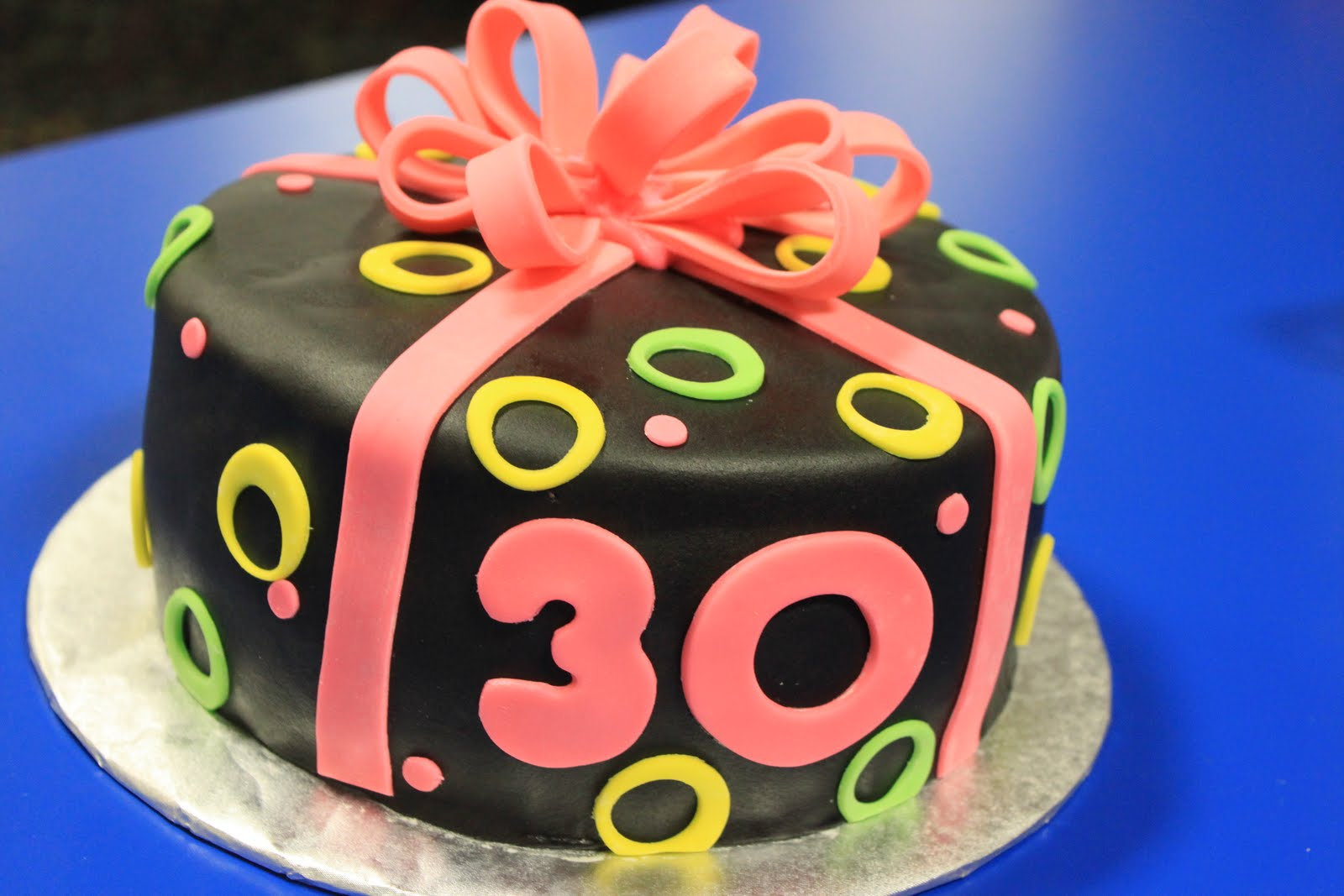 Cake Designs 30 Years Old Dmost For