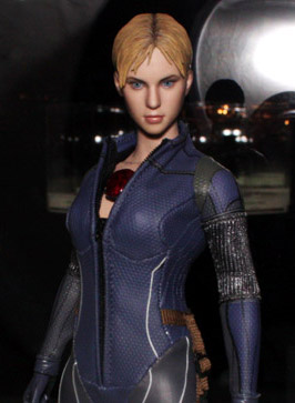Tuned In Tokyo >> Resident Evil Reunion: Hot Toys Announced New Figure ADA WONG.