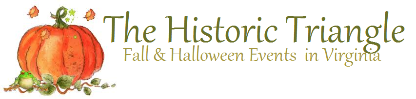 events to do in williamsburg virginia during fall and halloween for the entire family surry and jamestown area too - Halloween Events In Va