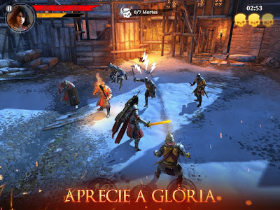 Iron Blade – Medieval Legends v1.0.1a Apk+Data