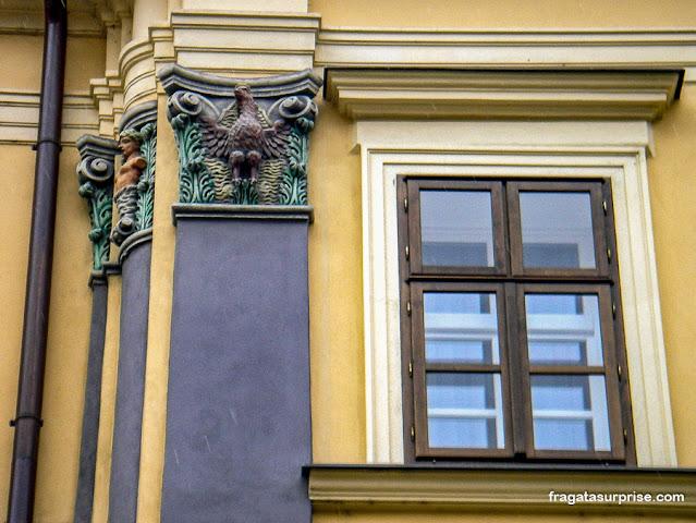 Art Nouveau em Bratislava, Eslováquia