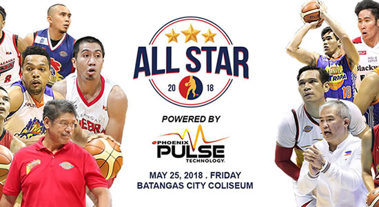 List of Slam Dunk, 3-Point Shootout, Obstacle Challenge Participants 2018 PBA All-Star