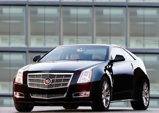 صور سيارة كاديلاك سي تي إس كوبيه 2011