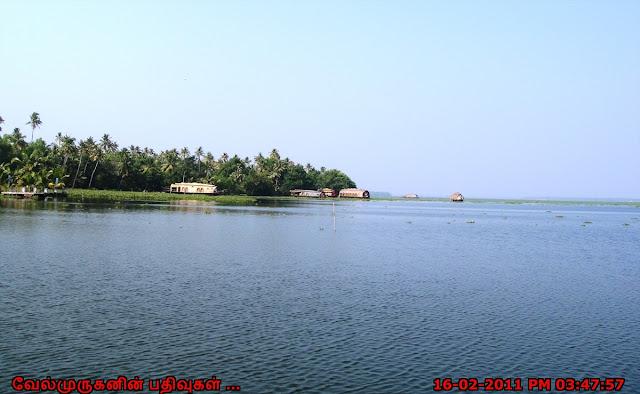 Kerala Vembanad Lake