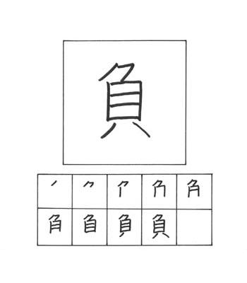 kanji kalah