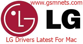 LG Mobile Drivers Latest Download For Mac