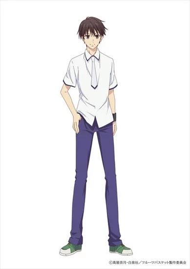 Takuya Eguchi como Kakeru Manabe, el vicepresidente del consejo estudiantil de espíritu libre