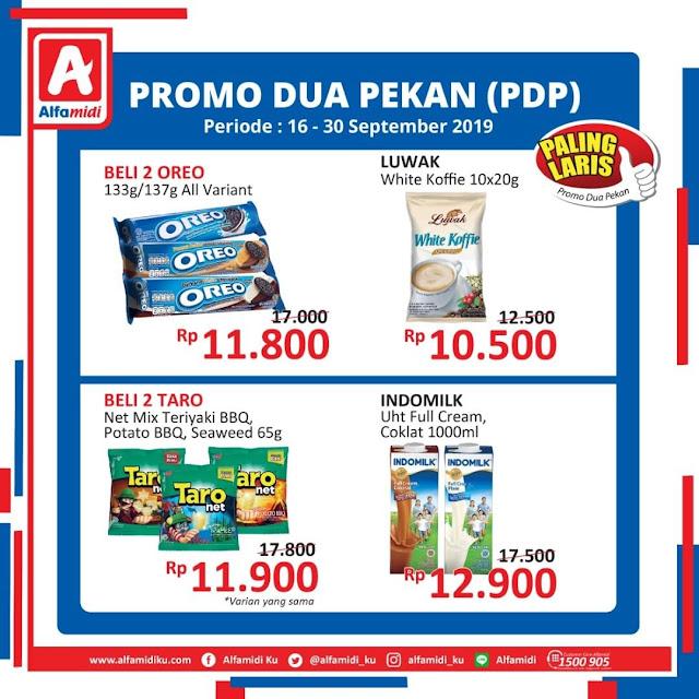 #Alfamidi - #Promo Katalog Dua Pekan Periode 16 - 30 Sept 2019