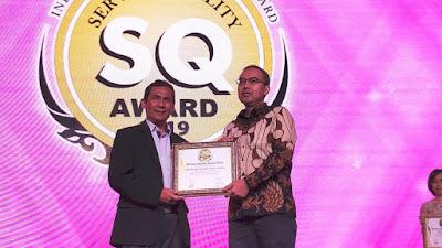 Bengkel AHASS Kembali Raih SQ Award 2019