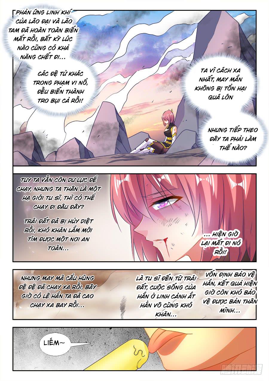 Song Tu Đạo Lữ Của Tôi chap 438 - Trang 12