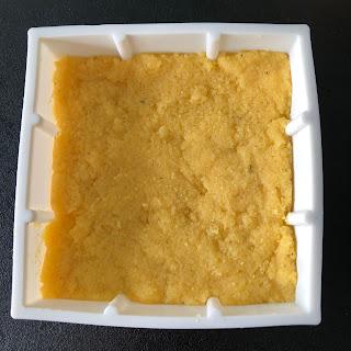 Polenta Tipiak en refroidissement